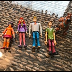 Scooby Doo Mystery Mates figure 5 pack